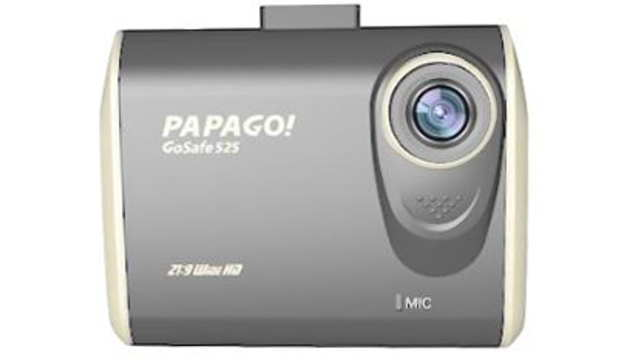 GoSafe 525(21:9ワイドHD+Gセンサー+HDR+400万画素+バッテリー内蔵)/PAPAGO(パパゴ)GS525-8G
