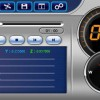 ドライブレコーダーの車速表示