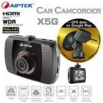 Aiptek X5G(ドライブレコーダー)