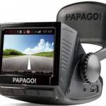 パパゴP2PRO-BK-8Gドライブレコーダー