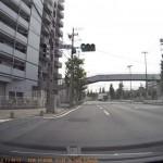DrivePro220をHONDAフィットに取り付けた時の画像