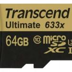DrivePro220推奨の64GBメモリーカード