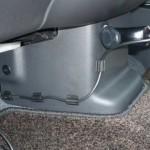 ドライブレコーダーの電源配線の取り回し方法