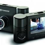 Transcend DP520 デュアルカメラ ドラレコ