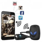 無料Wi-Fiアプリ付き、BIKER PROアクションカム