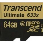 トランセンド Ultimate 633x 64GB