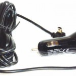 f520gのシガーソケット電源コード