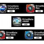 DriveMate(ドライブメイト)のドライブレコーダーAPP