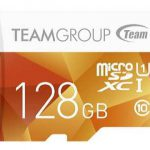 TEAM 128GB microSDXC CARD