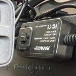 PAPAGO スイッチ付きスマート電源コード(A-JP-RVC-3)PAPAGO スイッチ付きスマート電源コード(A-JP-RVC-3)