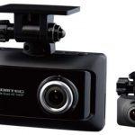 COMTEC ZDR026 前後2カメラ